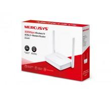 Роутер Mercusys MW300D ADSL2+