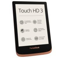 Электронная книга Pocketbook 632 Touch HD 3