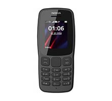 Телефон NOKIA 106 DS EAC UA GREY