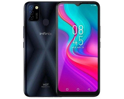 Смартфон Infinix Hot 10 Lite 2/32 GB Midnight Black
