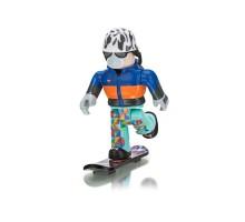 Игровая коллекционная фигурка Jazwares Roblox Core Figures Shred: Snowboard Boy W6