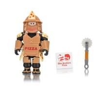 Игровая коллекционная фигурка Jazwares Roblox Core Figures Loyal Pizza Warrior W6
