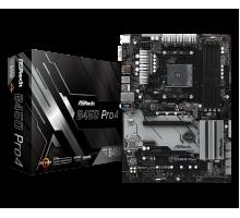 Материнская плата для AMD AsRock B450 Pro 4