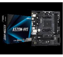 Материнская плата для AMD AsRock A520M-HVS