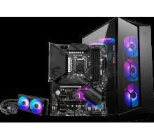 Материнская плата для Intel MSI MPG Z490 GAMING PLUS 4xDDR4 2x M.2 NVMe USB Type-C