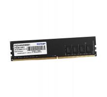 Оперативная память Patriot 4GB 2666mhz CL19