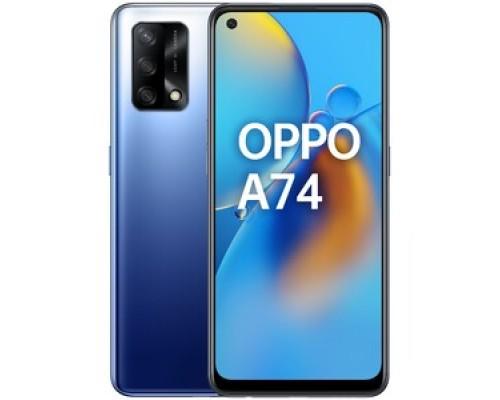Смартфон Oppo A74 Blue 4+128