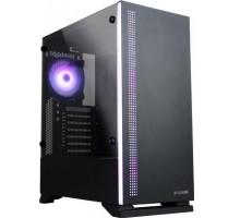 Корпус компьютерный S5 RGB ATX Black