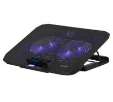 Подставки для ноутбуков Cooling Pad 2E-CPG-003 Black