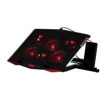 Подставки для ноутбуков Cooling Pad 2E-CPG-005 Black