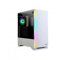 Корпус компьютерный S5 RGB ATX White
