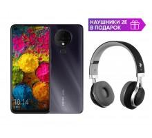Смартфон Tecno Mobile SPARK 6 4/128 gb Comet Black