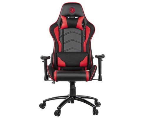 Игровое кресло 2E GAMING GC25 BLACK/RED