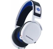 Наушники SteelSeries Arctis 7P (PS4/PS5) White Wireless