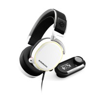 Наушники SteelSeries ARCTIS Pro + GameDac - White