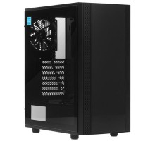 Корпус компьютерный Thermaltake Versa J25 TG Black