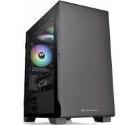 Корпус компьютерный Thermaltake S100 TG Black