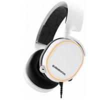 Наушники SteelSeries ARCTIS 5 - White