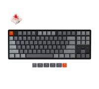 Клавиатура механическая Keychron K8 87 keys | Aluminum Frame | Hot-Swap | RGB | Wireless | Black