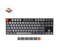 Клавиатура механическая Keychron K1   87 keys   White LED   Wireless   Black