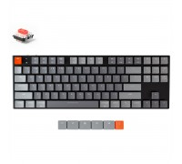 Клавиатура механическая Keychron K1   87 keys   RGB   Wireless   Black