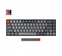 Клавиатура механическая Keychron K6 68 keys   RGB   Wireless   Black