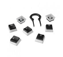 Набор клавиш HyperX PUDDING full key set Keycaps RU (Black)