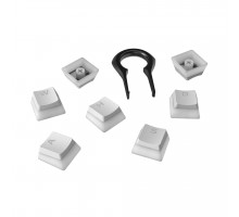 Набор клавиш HyperX Double Shot PBT Keycaps (White)