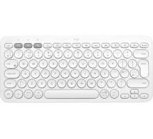 Клавиатура беспроводная Logitech K380 White