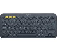 Клавиатура беспроводная Logitech K380 Black