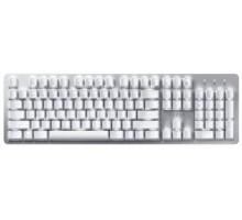 Клавиатура механическая беспроводная Razer Pro Type Razer Orange Switch White/Silver