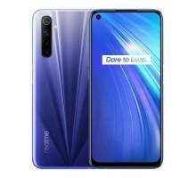 Смартфон Realme 6 4/128GB Blue RMX2001