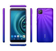 Смартфон Tecno Mobile POP 4 2/32Gb Dual SIM Dawn Blue